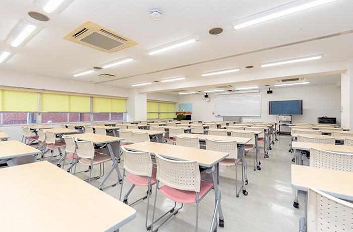 教室(各階)
